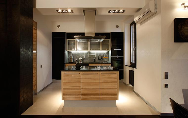 Фото № 41288 кухня  Квартира