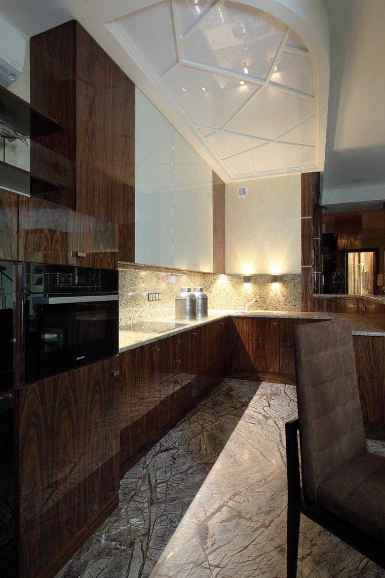 Фото № 41339 кухня  Квартира