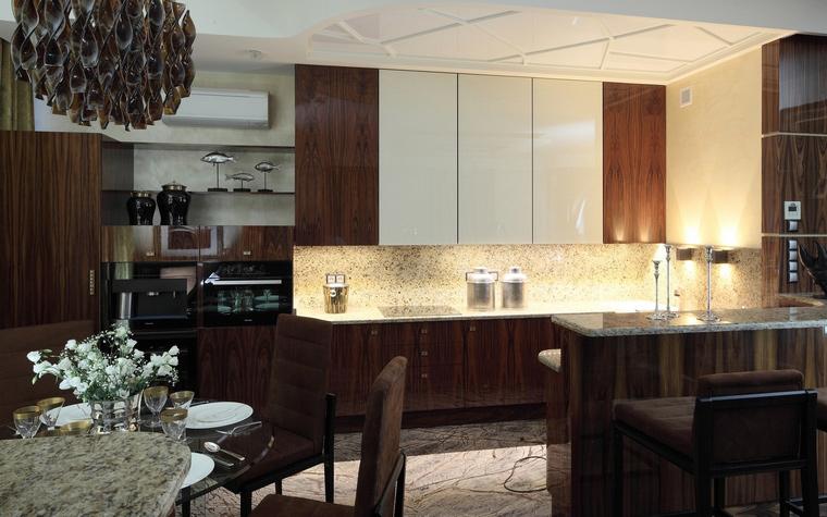 интерьер кухни - фото № 41337