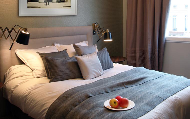 Фото № 41368 спальня  Квартира