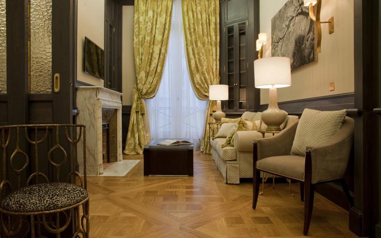 Квартира. гостиная из проекта , фото №41480