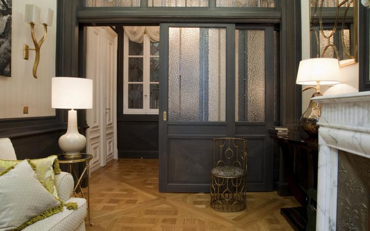 Квартира. гостиная из проекта , фото №41481