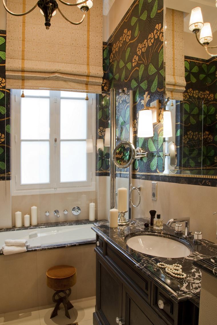 Фото № 41494 ванная  Квартира