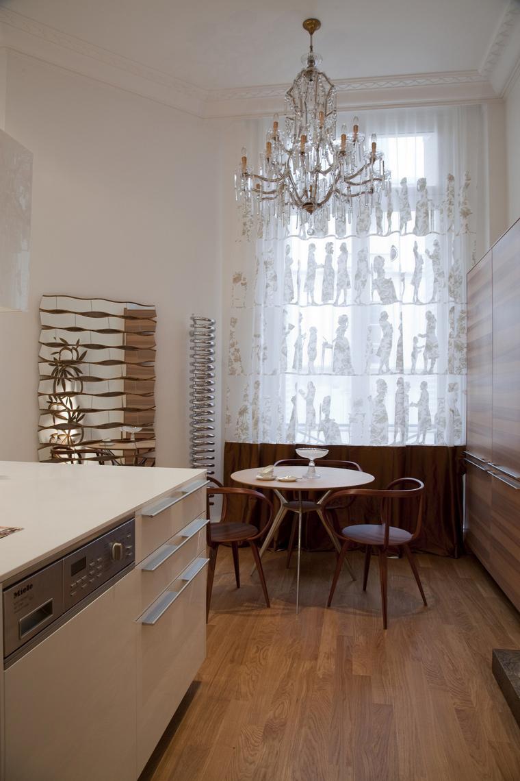 Фото № 41491 кухня  Квартира