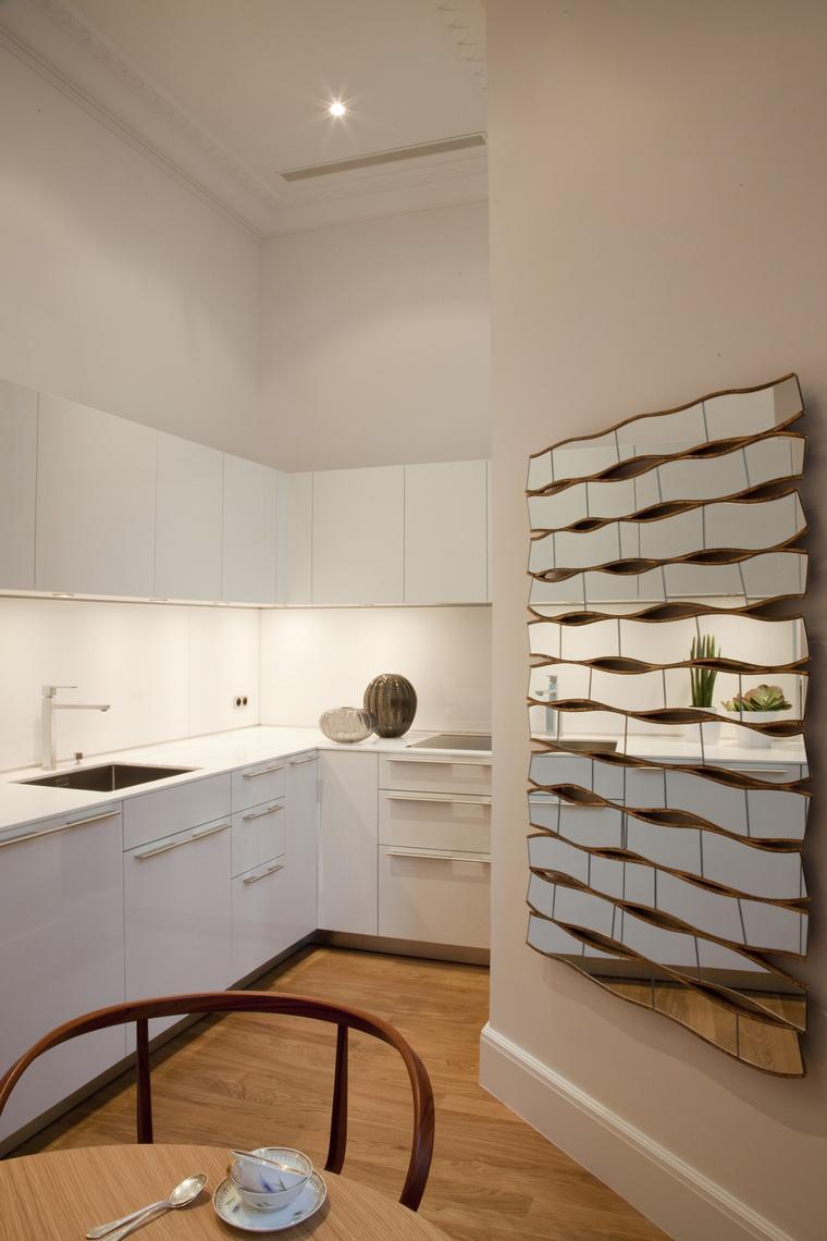 Фото № 41492 кухня  Квартира