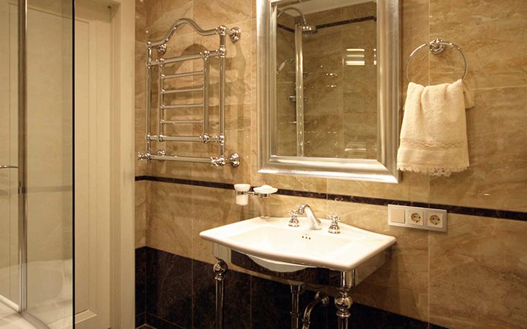 Фото № 41465 ванная  Квартира