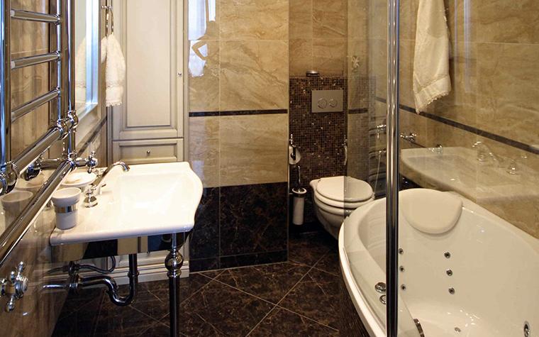 интерьер ванной - фото № 41467