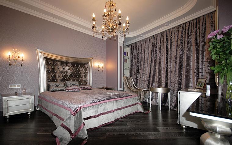 интерьер спальни - фото № 41464