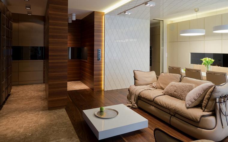 Квартира. гостиная из проекта , фото №41599