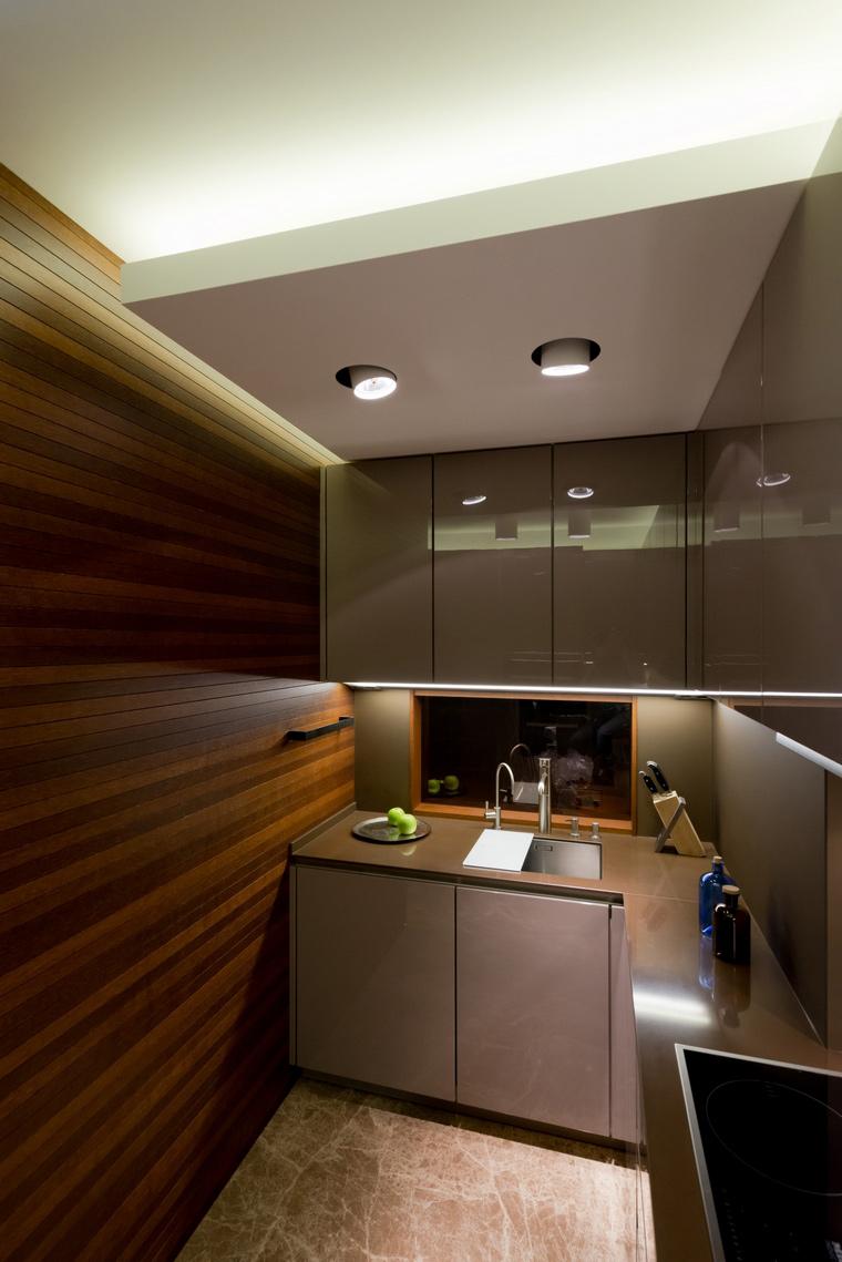 Квартира. кухня из проекта , фото №41611