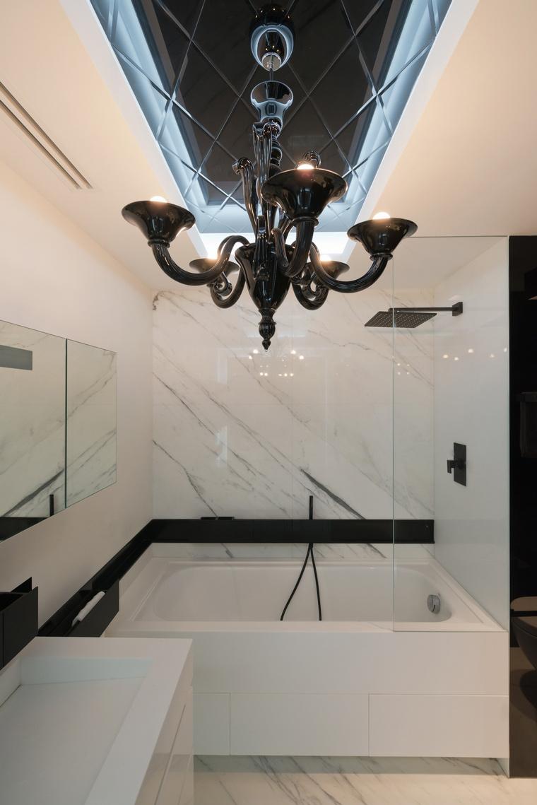 Квартира. ванная из проекта , фото №41625