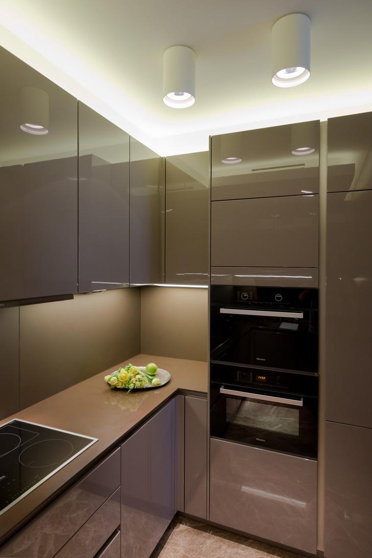 Квартира. кухня из проекта , фото №41612
