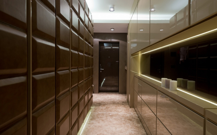 Квартира. холл из проекта , фото №41640