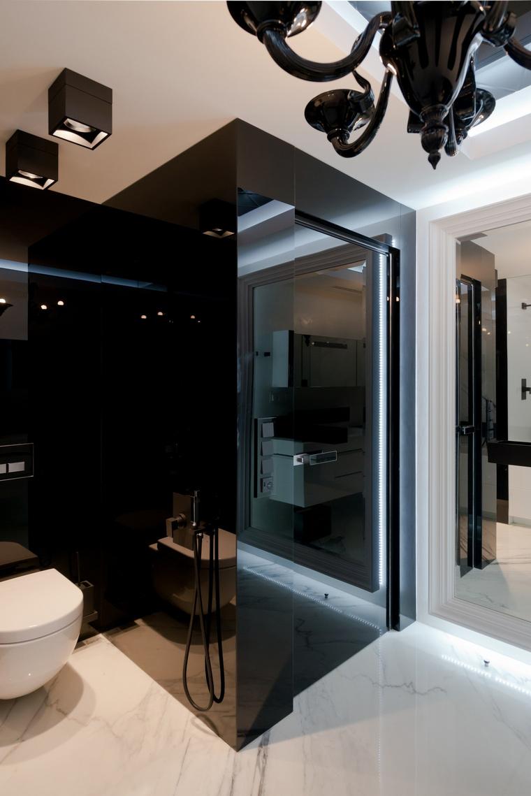 Квартира. ванная из проекта , фото №41627