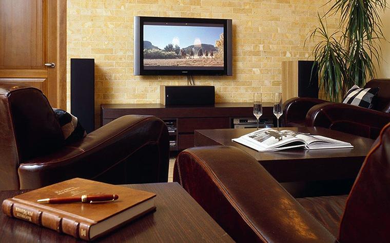 интерьер гостиной - фото № 41680
