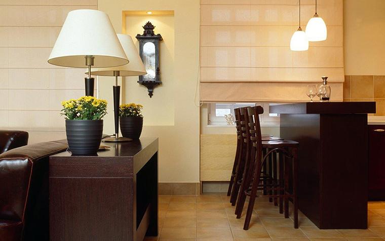 интерьер гостиной - фото № 41683