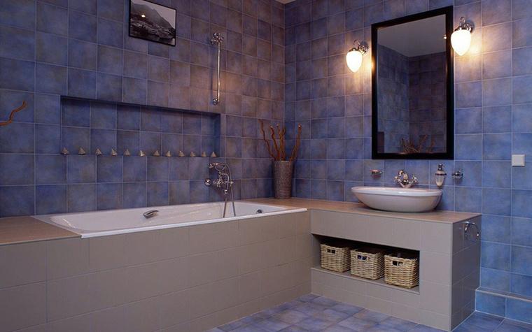 Фото № 41677 ванная  Квартира