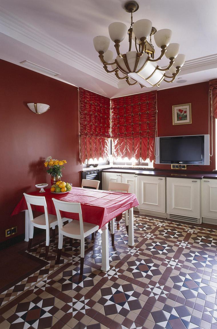Квартира. кухня из проекта , фото №41701