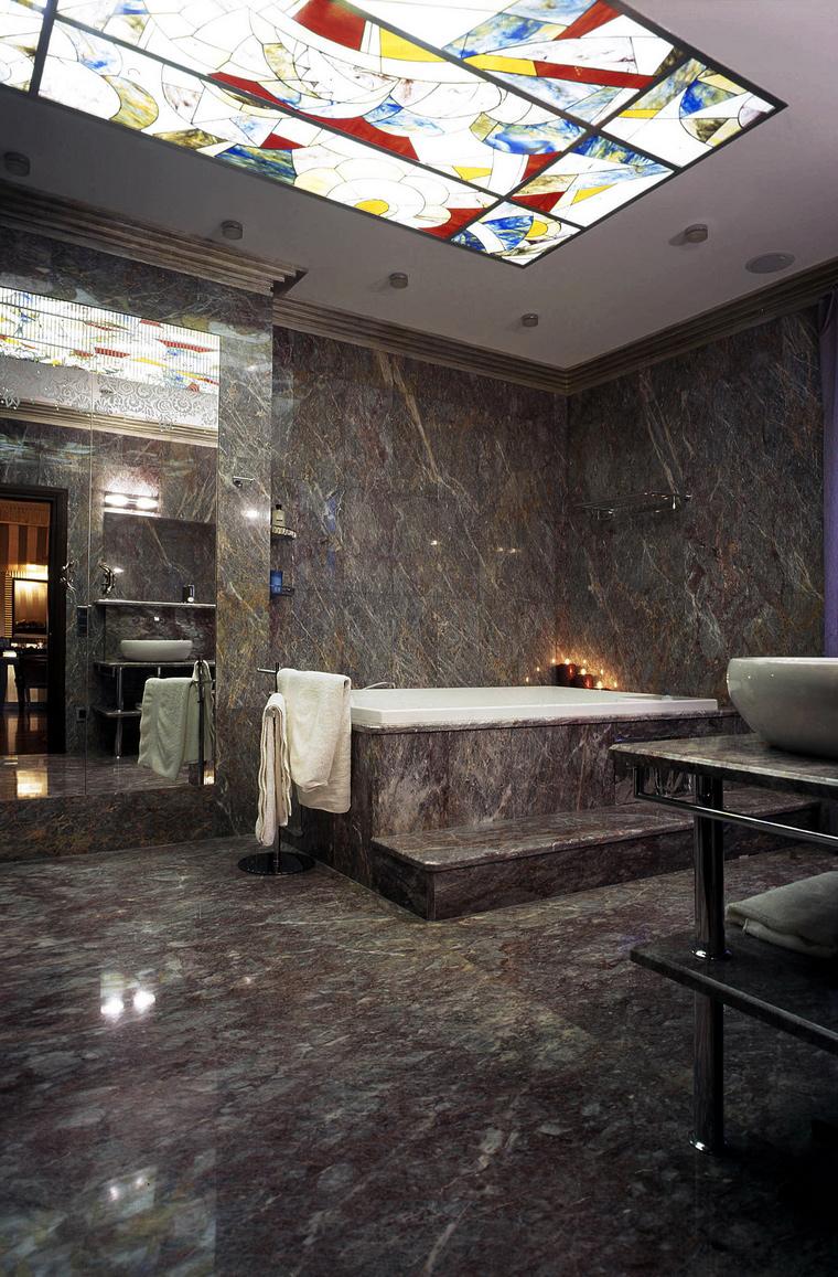 интерьер ванной - фото № 41724