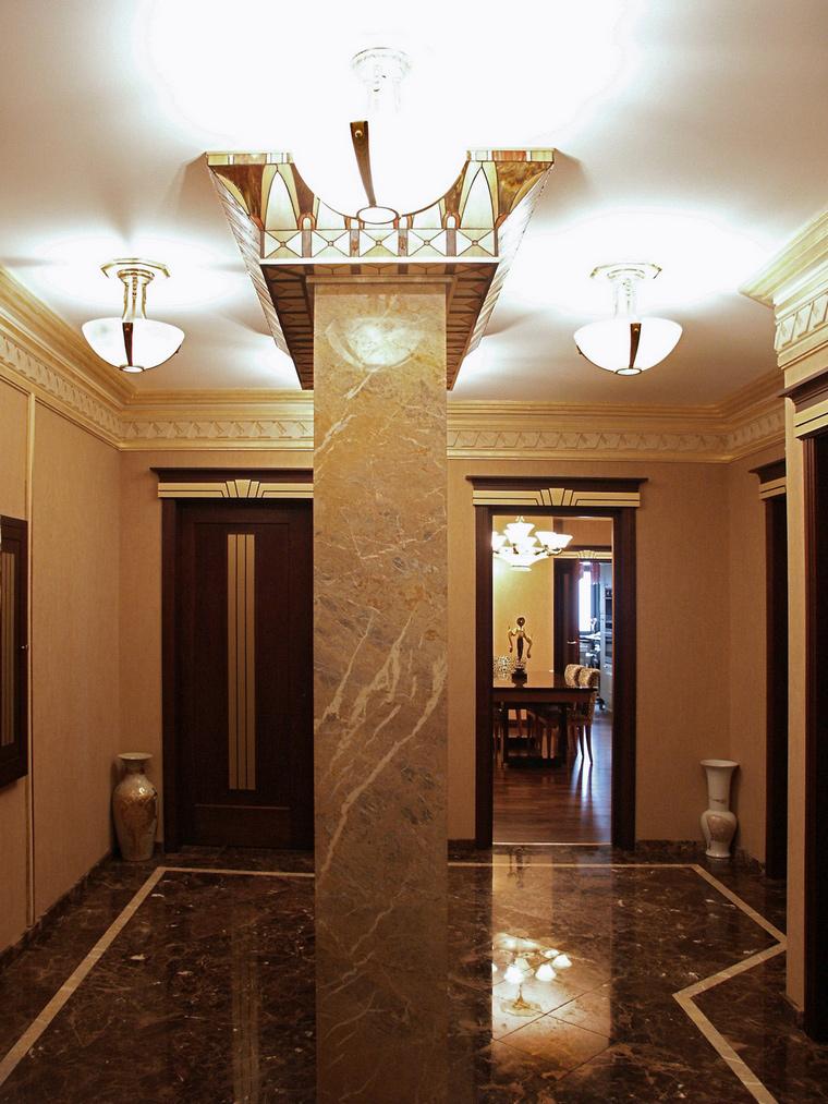 Квартира. холл из проекта , фото №41726