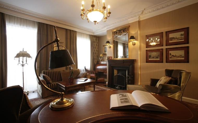 Квартира. кабинет из проекта , фото №41784