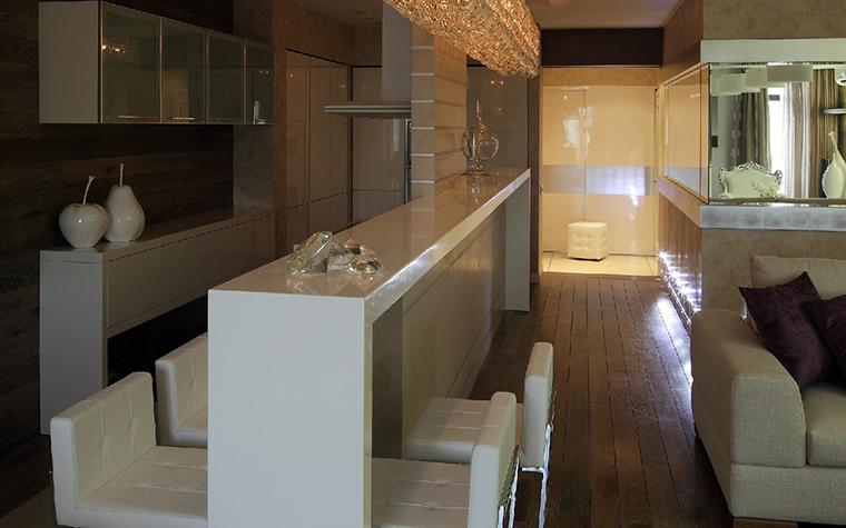Квартира. кухня из проекта , фото №41835