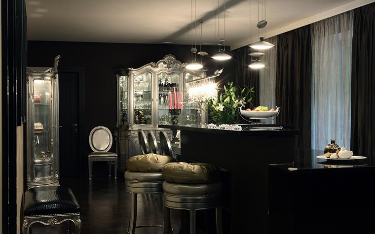 Квартира. столовая из проекта , фото №41967