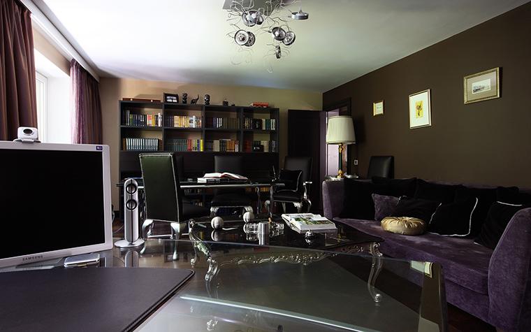 Квартира. кабинет из проекта , фото №41972