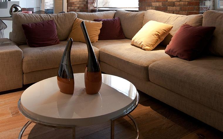 интерьер гостиной - фото № 41997