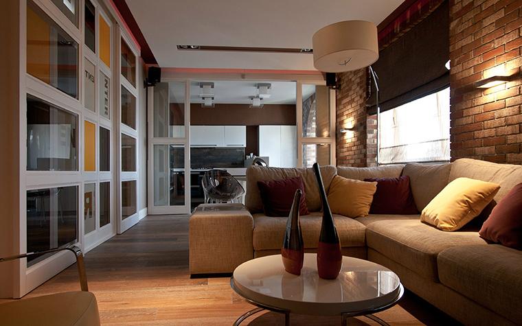 интерьер гостиной - фото № 41998