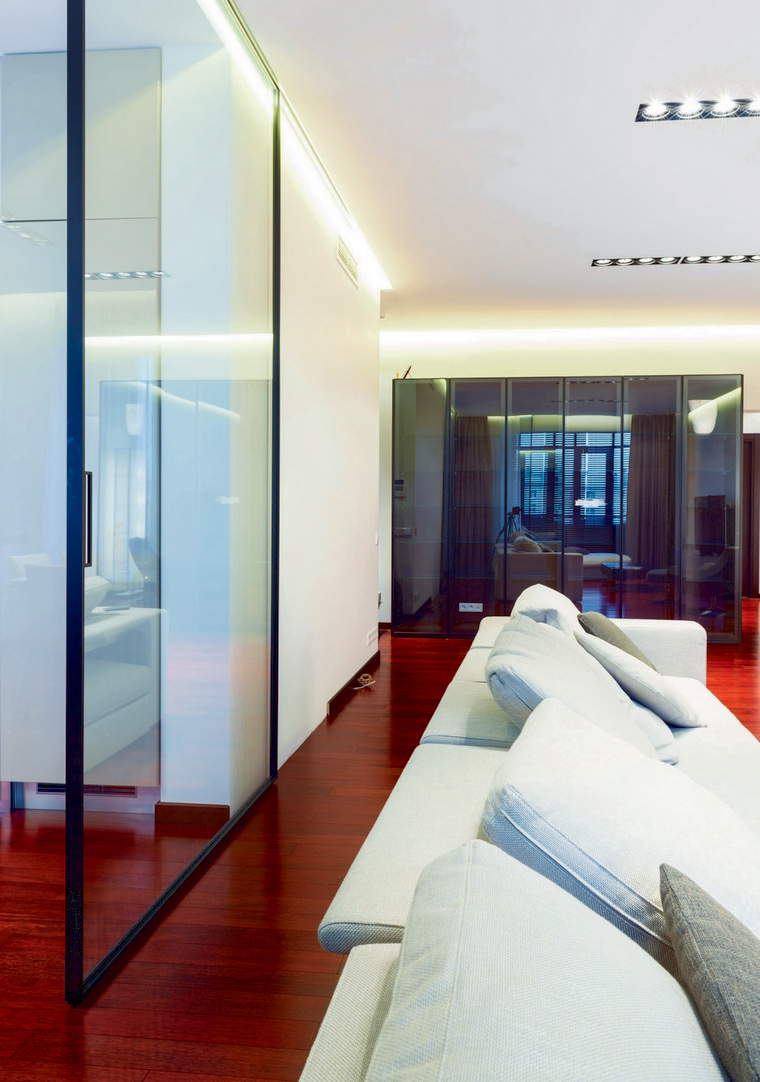 интерьер гостиной - фото № 42898