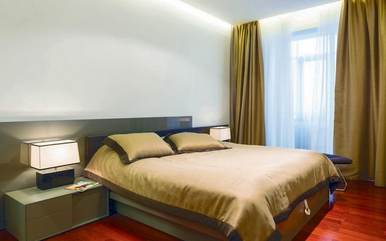 интерьер спальни - фото № 42030