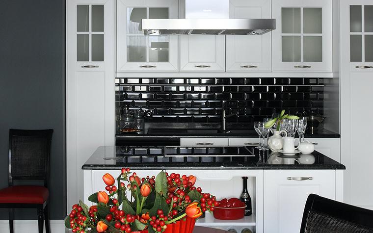 интерьер кухни - фото № 42093