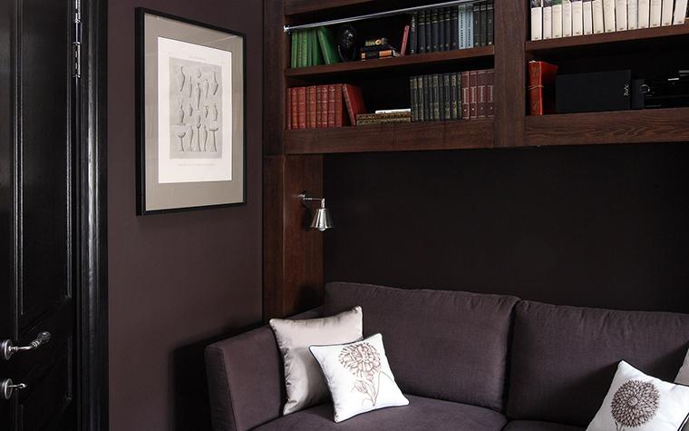 интерьер кабинета - фото № 42074