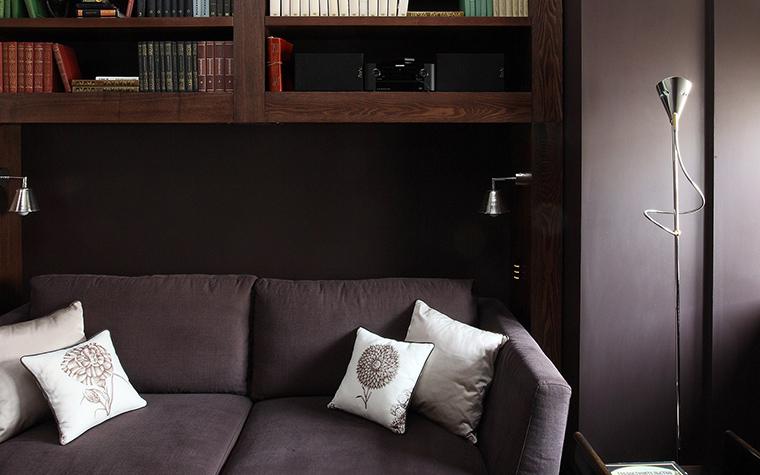 интерьер кабинета - фото № 42075