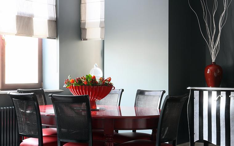 интерьер столовой - фото № 42088