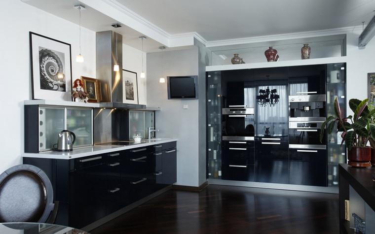Фото № 42124 кухня  Квартира