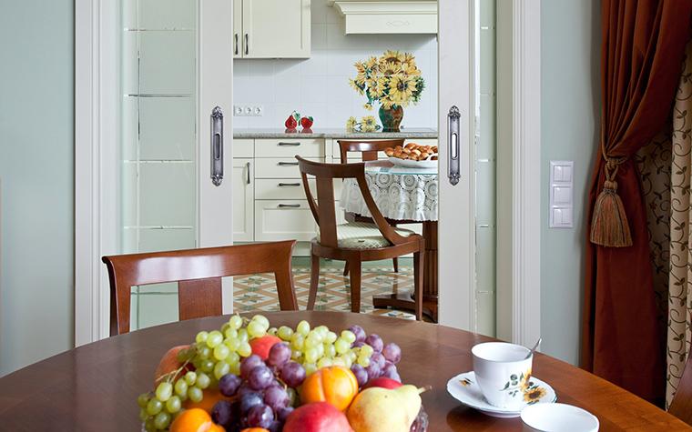 интерьер кухни - фото № 42193