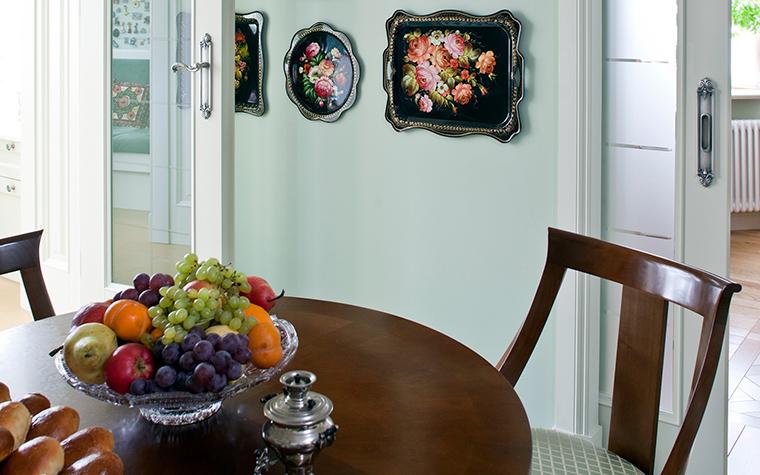интерьер кухни - фото № 42191