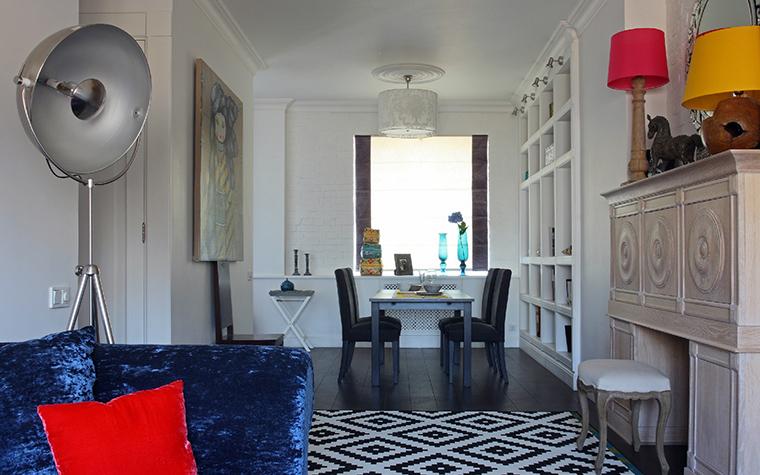 интерьер столовой - фото № 42262