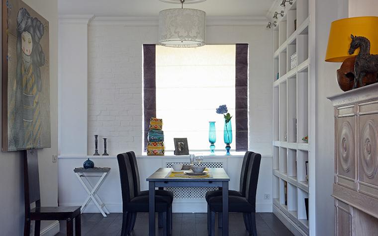 интерьер столовой - фото № 42263