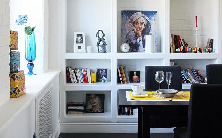 интерьер столовой - фото № 42260