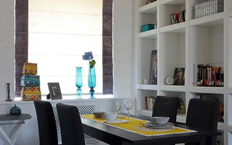 интерьер столовой - фото № 42261