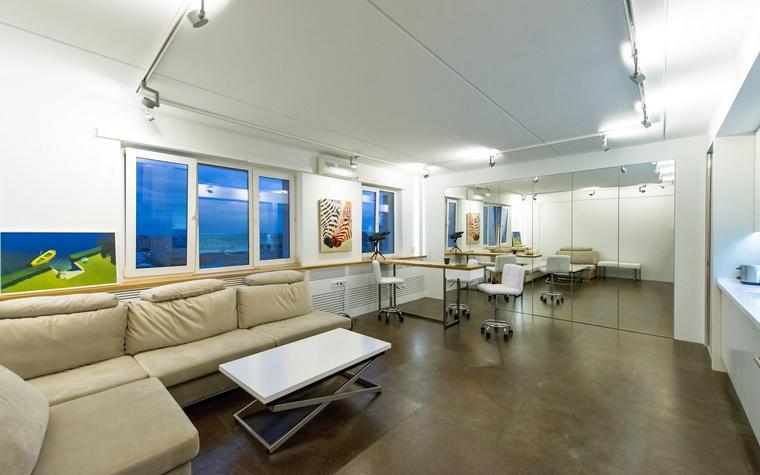 Фото № 42233 гостиная  Квартира