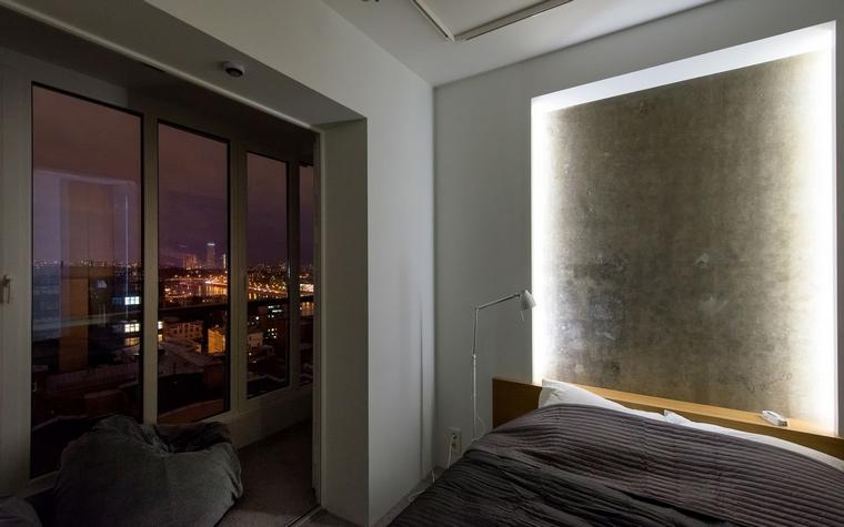 интерьер спальни - фото № 42238