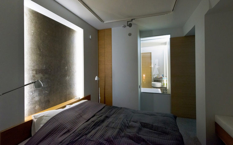 интерьер спальни - фото № 42239