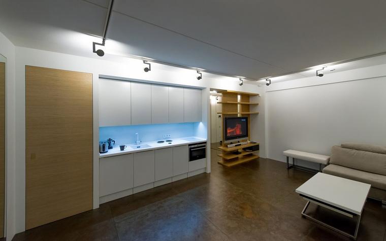 Фото № 42240 кухня  Квартира