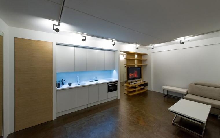 интерьер кухни - фото № 42240