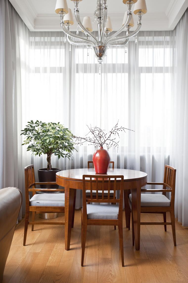 интерьер столовой - фото № 42314