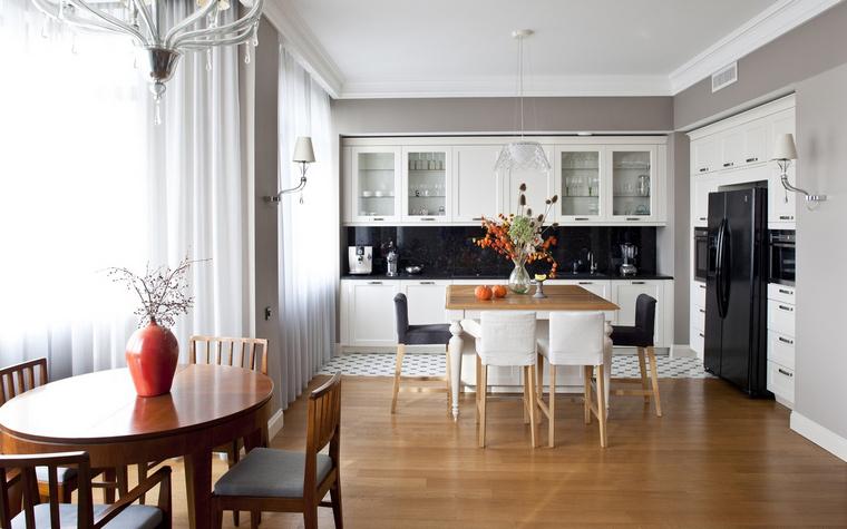 Квартира. кухня из проекта , фото №42311